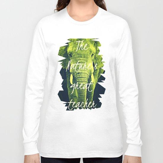 LIVING TREASURES III Long Sleeve T-shirt