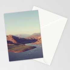 California dreaming (2) Stationery Cards