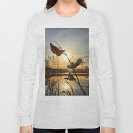 Milkweed Pond Long Sleeve T-shirt