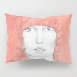 80s Hairstyles Pillow Sham