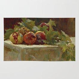 """Frederic Leighton """"Still Life Study for 'Clytie'"""" Rug"""
