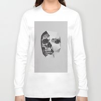 death Long Sleeve T-shirts featuring Life & Death. by David