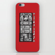 2013: The Year of the Optimist iPhone & iPod Skin