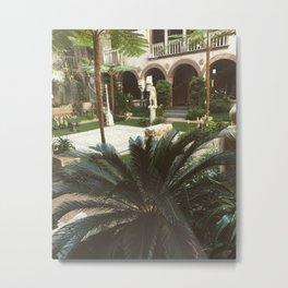 Gardner Garden Metal Print
