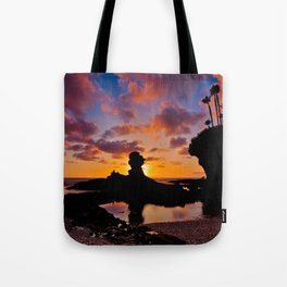 Sunset Laguna Beach, California   11/15/14 Tote Bag