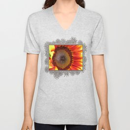Sunflower from the Color Fashion Mix Unisex V-Neck