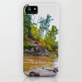 Gooseberry Falls State Park, Minnesota 5 iPhone Case