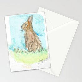 Easter Bunny Stationery Cards