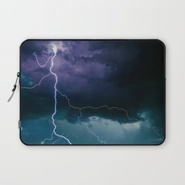Lightning Strikes Laptop Sleeve