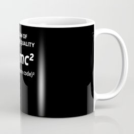 First Law Of Software Quality for Developer Coder Coffee Mug