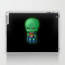 Chibi Martian Manhunter Laptop & iPad Skin