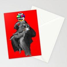 Madonna del la TV Stationery Cards