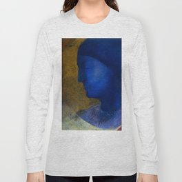 "Odilon Redon ""The Golden Cell"" Long Sleeve T-shirt"