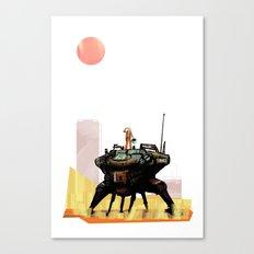 HayBot Canvas Print
