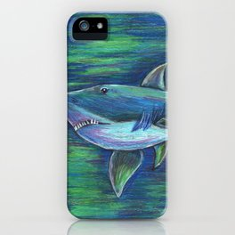 Bright Waters iPhone Case