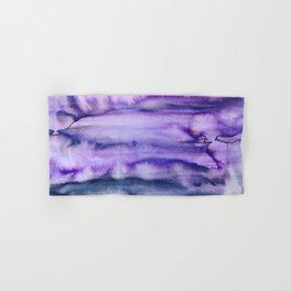 Power Purple Hand & Bath Towel