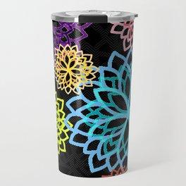 Delphine • Yoga design • Travel Mug