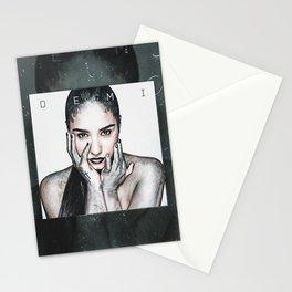 Demilovato Demi Stationery Cards
