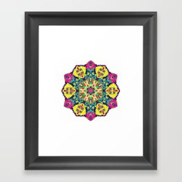 The Virgins Framed Art Print