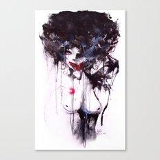 Gentle Max Canvas Print