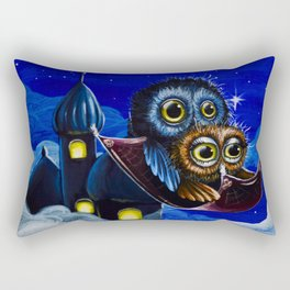 doyoutrustme Rectangular Pillow