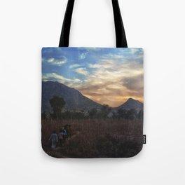 The Way Home Tote Bag