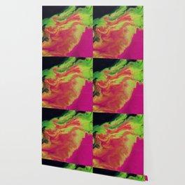 Cascade Of Colour Wallpaper