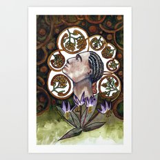 The Shepherd Art Print