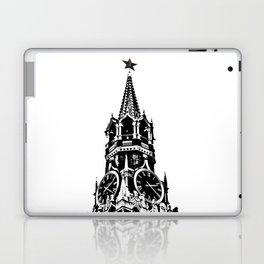 Kremlin Chimes-b&w Laptop & iPad Skin