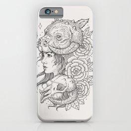 Tauntaun Girl iPhone Case