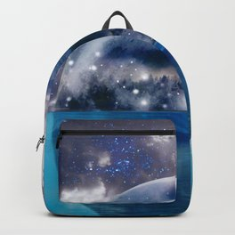 Reflecting(From A Higher Place) Backpack
