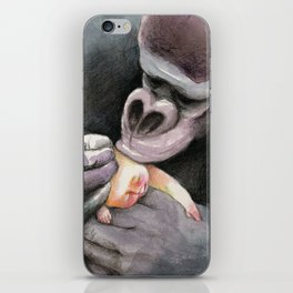 Kala and Tarzan iPhone Skin