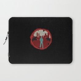 Law's Last Stand Laptop Sleeve
