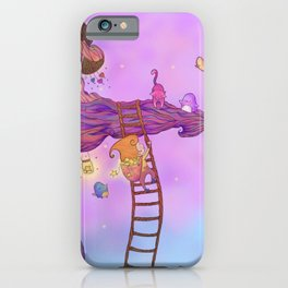 The Star keeper iPhone Case