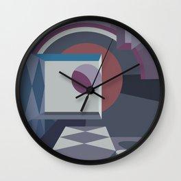 Reactor Wall Clock