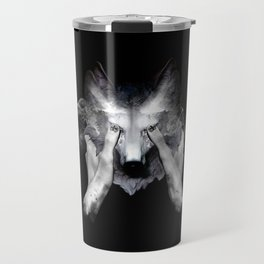 The Cry Wolf Travel Mug