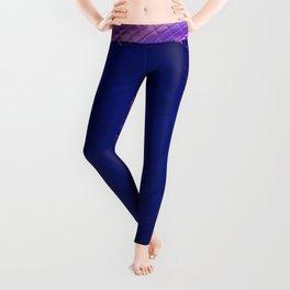 Blue bubble S48 Leggings