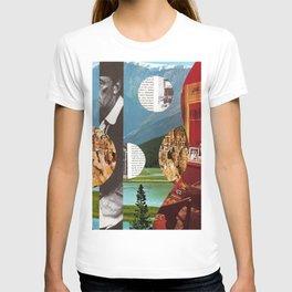 Memory Landscapes T-shirt
