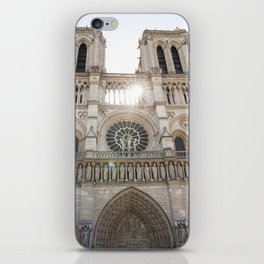 Notre-Dame ... Our Lady of Paris iPhone Skin