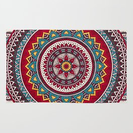 Hippie Mandala 7 Rug