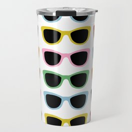 Sunglasses #4 Travel Mug
