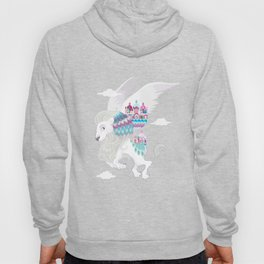 Flying Lion of Venice Hoody