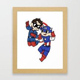 Roger That! Framed Art Print