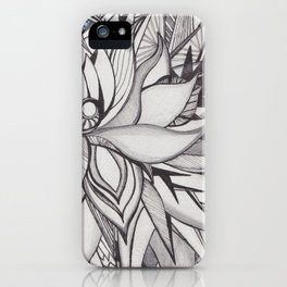 Cambrian Explosion iPhone Case