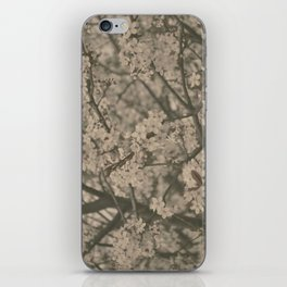 Pastel Flowers iPhone Skin