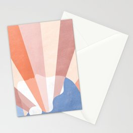 Look at the bright side Stationery Cards