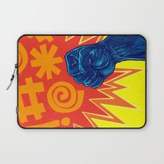 Superheroes SF Laptop Sleeve