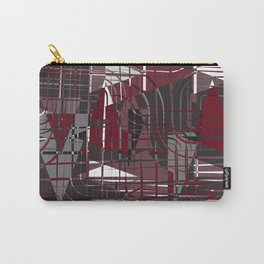 Land of Red Carry-All Pouch