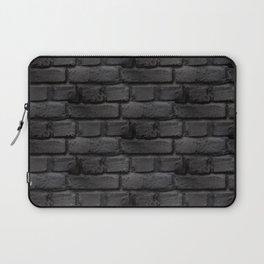 Brique Noir/Gris Laptop Sleeve