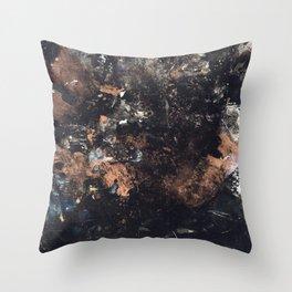 ebullience Throw Pillow
